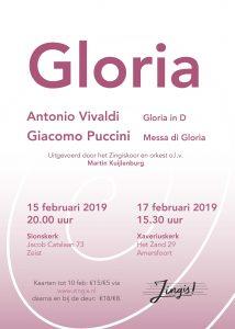 GLORIA – Vivaldi & Puccini
