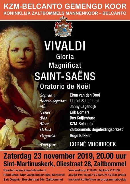 Oratorio de Noël – Saint-Saens