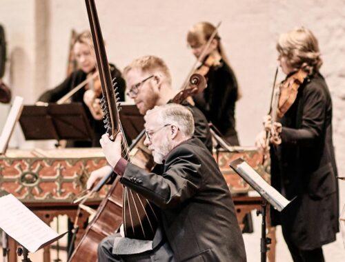 Combattimento Play-inn – J.S. Bach, Mis in G